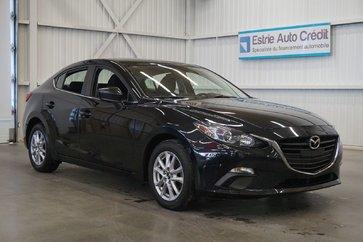 Mazda Mazda3 Touring Skyactiv (caméra de recul) 2014