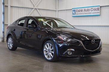 Mazda Mazda3 GT (caméra-toit-navi) 2015