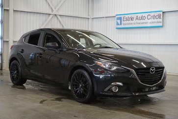 Mazda Mazda3 GT Skyactiv (navi-caméra-toit) 2015