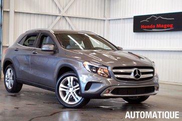 Mercedes-Benz GLA-Class GLA 250 4Matic (cuir-caméra-navi) 2015