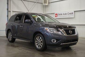 2014 Nissan Pathfinder SV AWD (caméra-sonar de recul)
