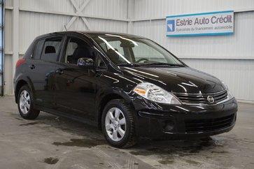 Nissan Versa SL (navigation) 2012
