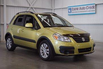 Suzuki SX4 Hatchback JX AWD (navigation) 2013