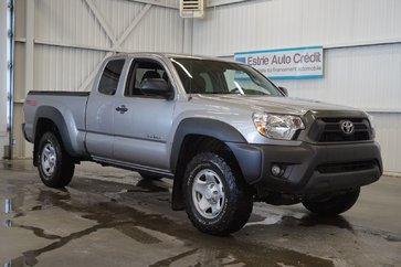 2015 Toyota Tacoma 4WD