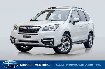 Subaru Forester Limited EyeSight 2017