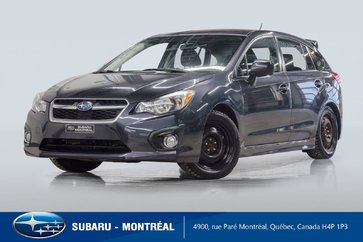 Subaru Impreza Sport Hatchback 2013