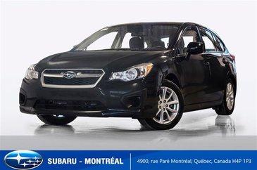 Subaru Impreza Touring Hatchback 2014