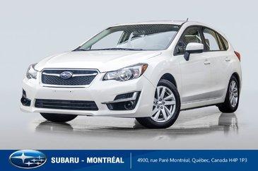 Subaru Impreza TOURING HATCHBACK 2015