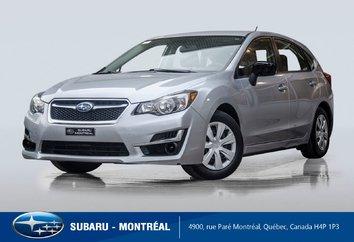 Subaru Impreza 2.0i Hatchback 2015