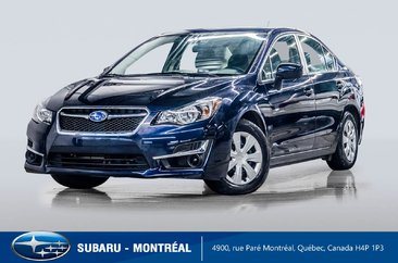 Subaru Impreza 2.0i 2015