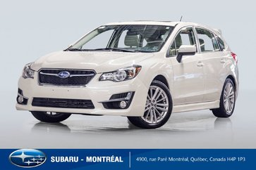 Subaru Impreza Sport Hatchback 2015