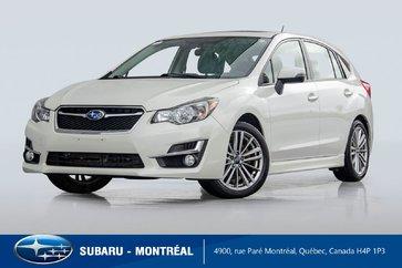 Subaru Impreza Limited Hatchback 2015
