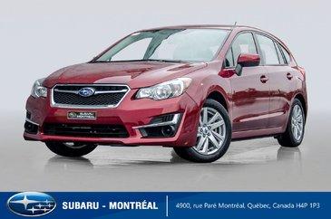 Subaru Impreza Touring Hatchback 2016