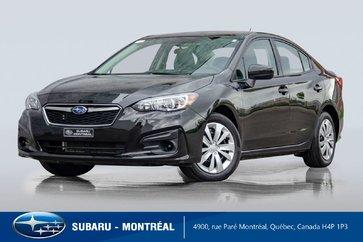 Subaru Impreza Convenience 2017