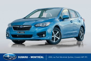Subaru Impreza Touring Hatchback 2019