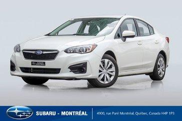 Subaru Impreza Convenience 2019