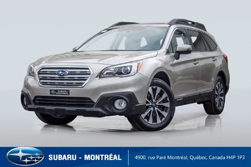 Subaru Outback Limited 2015