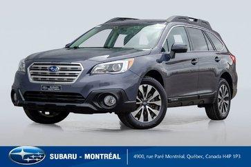 2016 Subaru Outback 3.6R Limited Eyesight