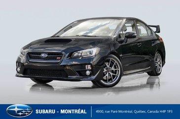 Subaru WRX STi Sport-Tech 2015