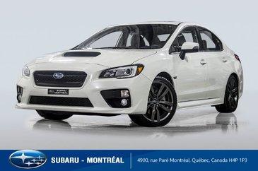 2016 Subaru WRX Sport-Tech