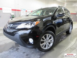 Toyota AWD Limited AWD Limited 2015