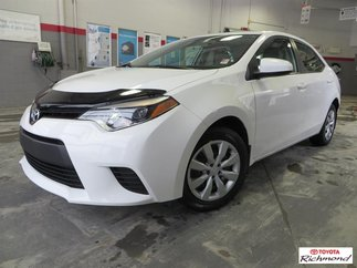 Toyota Corolla LE Gr:A *CAMÉRA + SIEGES CHAUFFANTS* 2014