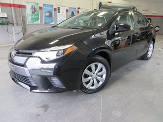 Toyota Corolla LE Gr:A *CAMÉRA + SIÈGES CHAUFFANTS* 2015