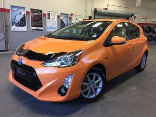 Toyota Prius C Technology *CUIR + TOIT + GPS* 2015