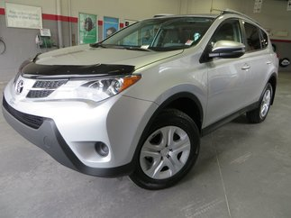 Toyota RAV4 LE FWD Gr:B *SIÈGES CHAUFFANTS + CAMÉRA* 2014