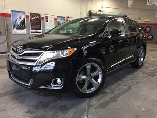 2015 Toyota Venza XLE V6 AWD Gr:BK *GPS + TOIT*