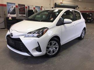Toyota Yaris Hatchback LE Gr:B *AUTOMATIQUE + CLIMATISEUR* 2018