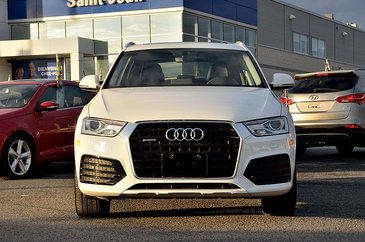 2018 Audi Q3 Progressiv 2.0T ** WOW AUBAINE **