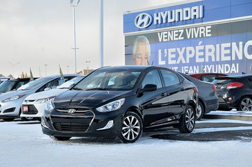 Hyundai Accent GLS TOIT OUVRANT 2017
