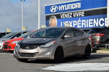 Hyundai Elantra LIMITED *GPS 2013