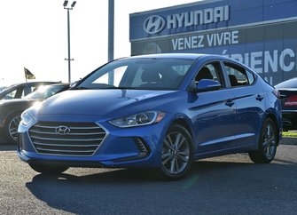 Hyundai Elantra GL ** SIÈGE ET VOLANT, CAMÉRA DE RECUL ** 2017
