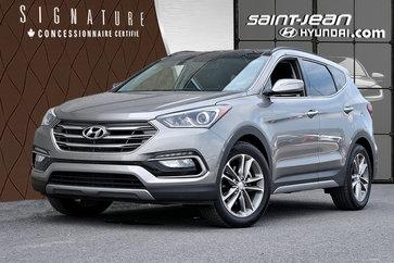 Hyundai Santa Fe Sport LIMITED 2.0T ** AWD+TOIT ** 2017