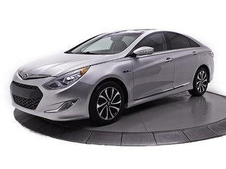 2012 Hyundai Sonata Hybrid Limited, GPS, Cuir
