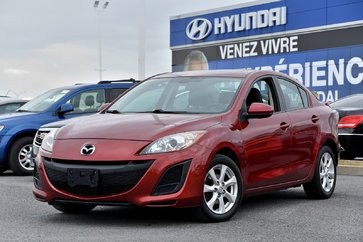 Mazda Mazda3 GS  ** CUIR + TOIT OUVRANT** 2011