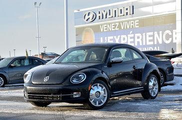2013 Volkswagen Beetle 2.5l FENDER EDITION