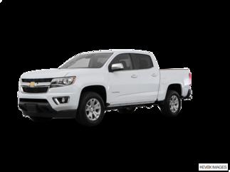 2018 Chevrolet Colorado 4WD EXT CAB LT (4LT)