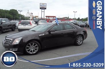 Cadillac CTS AWD GROUPE  PERFORMANCE 2008