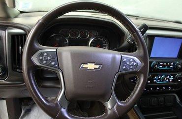 2015 Chevrolet Silverado 2500 HD LTZ 6.6L 8 CYL DURAMAX DIESEL 4X4 CREW CAB