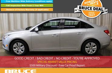 2014 Chevrolet Cruze LT 1.4L 4 CYL AUTOMATIC FWD 4D SEDAN | Photo 1
