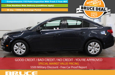 2016 Chevrolet Cruze LT - REMOTE START / 4G LTE / BACK-UP CAMERA | Photo 1