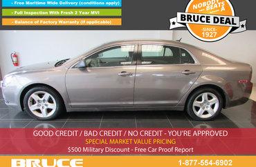 2011 Chevrolet Malibu LS 2.4L 4 CYL AUTOMATIC FWD 4D SEDAN | Photo 1