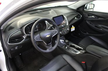 2017 Chevrolet Malibu LT 1.5L 4 CYL TURBO AUTOMATIC FWD 4D SEDAN