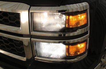 2014 Chevrolet Silverado 1500 LT 5.3L 8 CYL AUTOMATIC 4X4 CREW CAB