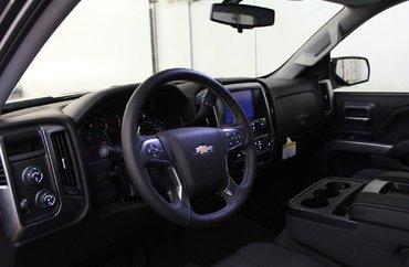 2017 Chevrolet Silverado 1500 LT 5.3L 8 CYL AUTOMATIC 4X4 CREW CAB