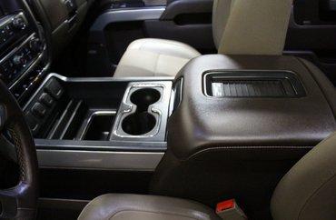 2017 Chevrolet Silverado 1500 Z71 LTZ - LEATHER INTERIOR / 4X4 / NAVIGATION