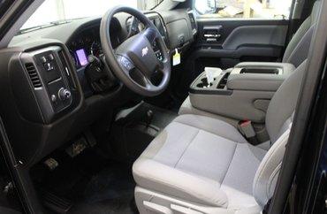 2018 Chevrolet Silverado 1500 WT 5.3L 8 CYL AUTOMATIC 4X4 EXTENDED CAB